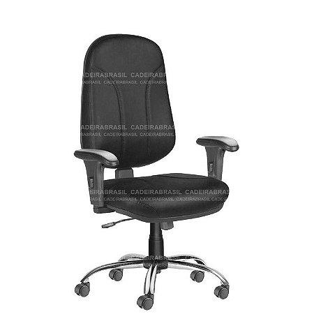 Cadeira Presidente Giratória Operativa Plus CB 181 Cadeira Brasil