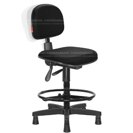 Cadeira Caixa Ergonômica Secretária Ravan CB 1880 Cadeira Brasil