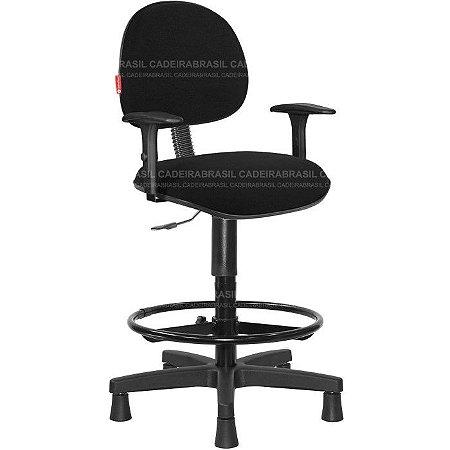Cadeira Caixa Executiva Ravan CB24 Cadeira Brasil