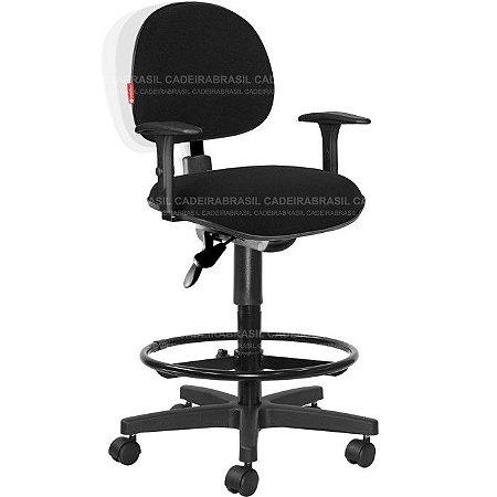 Cadeira Caixa Ergonômica Executiva Ravan CB27 Cadeira Brasil