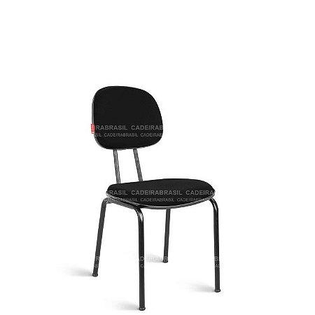 Cadeira Fixa Secretária Ravan CB 211 Cadeira Brasil
