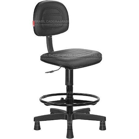 Cadeira Caixa Secretária Ravan Plus CB 130K Cadeira Brasil