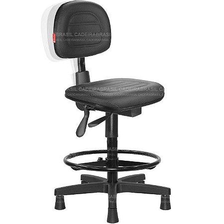Cadeira Caixa Ergonômica Secretária Ravan Plus CB 130E Cadeira Brasil