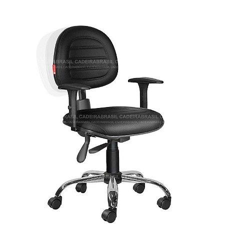 Cadeira Ergonômica Executiva Ravan Plus CB71 Cadeira Brasil