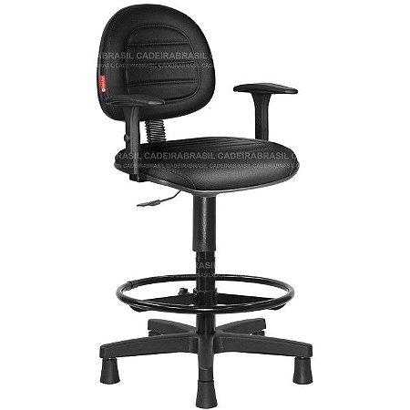 Cadeira Caixa Executiva Ravan Plus CB76 Cadeira Brasil