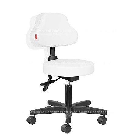 Cadeira Mocho Estética, Fisioterapia, Odontologia Plus Ergonômico Cadeira Brasil CB 1582
