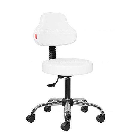 Cadeira Mocho Estética, Fisioterapia, Odontologia Plus Cadeira Brasil CB 1588