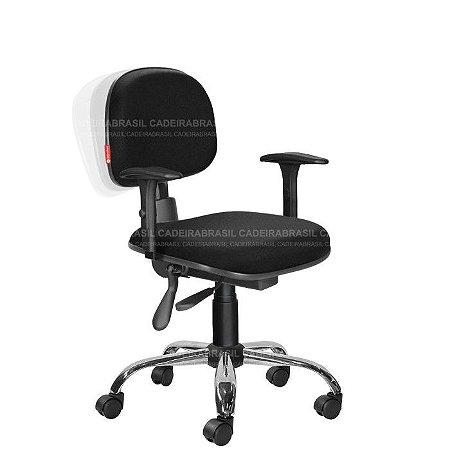 Cadeira Ergonômica Secretária Ravan CB 1890 Cadeira Brasil