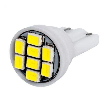 LÂMPADA T10 8 LEDS