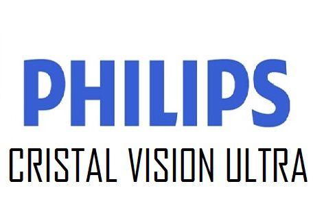 PAR LÂMPADAS CRISTAL VISION ULTRA - PHILIPS