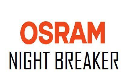 PAR LÂMPADAS NIGHT BREAKER NEXT 150% - OSRAM