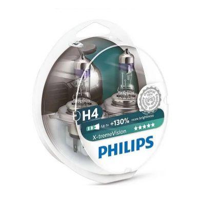 PAR LAMPADA H4 XTREME VISION PLUS - PHILIPS