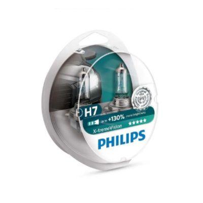 PAR LAMPADA H7 XTREME VISION PLUS - PHILIPS