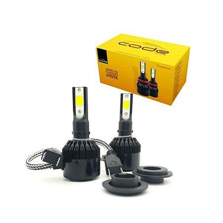 KIT LED STANDARD H7 6K COB CODE