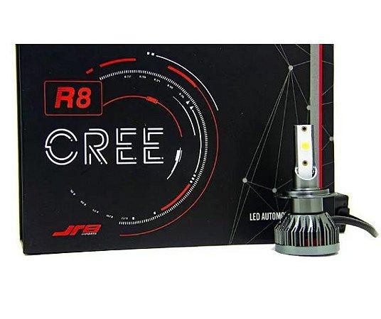 KIT LED CREE H8 H11 6K XHP JR8