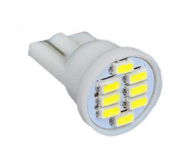 LAMPADA T10 8 LEDS 6K