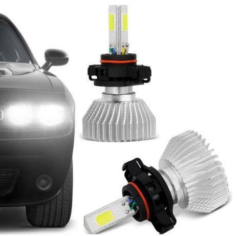 KIT POWER LED 3D H16 6K SHOCKLIGHT