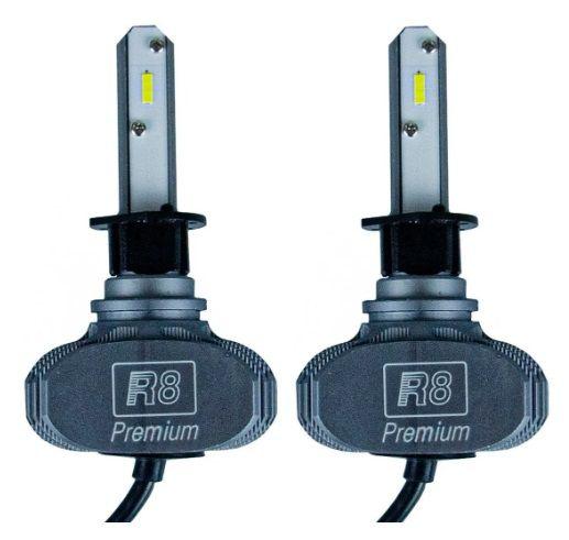 KIT LED PREMIUM H1 6K CSP JR8