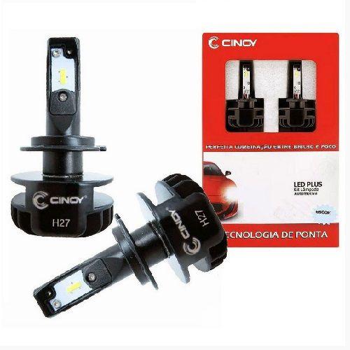 KIT LED PLUS H27 6K CSP CINOY