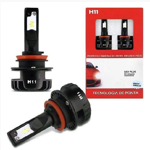 KIT LED PLUS H8 H11 6K CSP CINOY