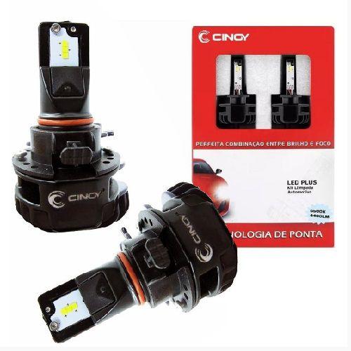 KIT LED PLUS H16 6K CSP CINOY