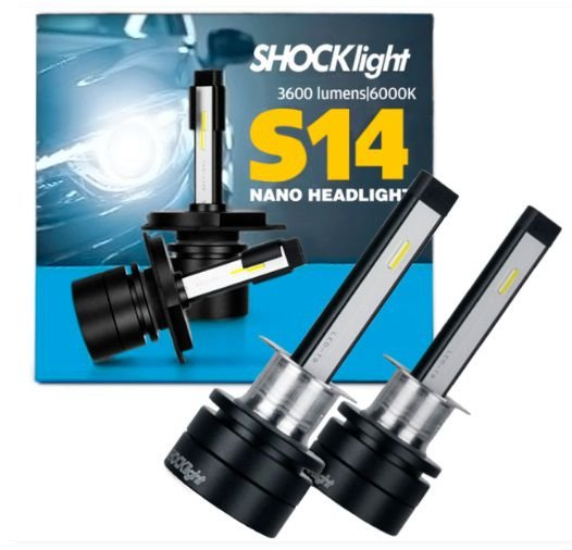 KIT NANO LED H1 6K  SHOCKLIGHT