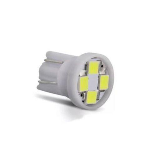 LAMPADA T10 4 LEDS 6K TECH ONE