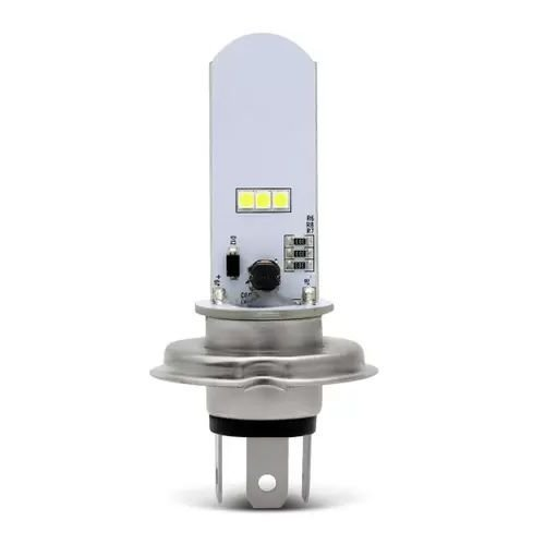 LAMPADA LED H4 PARA MOTO 12V 2W/5W 6K CINOY