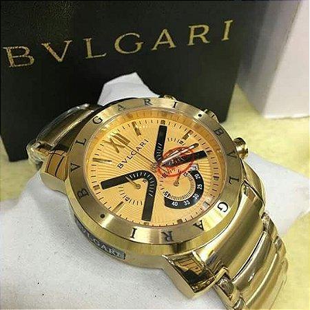 b12d19e0b59 Relógio Bvlgari Iron Man - CN Vendas - Tendência em Relógios