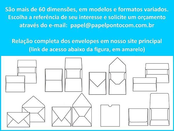 Gabarito de Envelopes