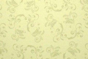 Papel Floral Marfim 180g/m² A4 pacote com 25 folhas
