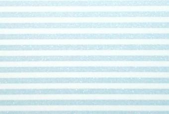 Papel Canelado Azul-Branco 180g/m² A4 pacote com 25 folhas