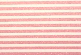 Papel Canelado Rosa-Branco 180g/m² A4 pacote com 25 folhas