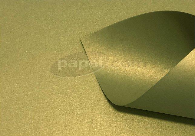 Papel Curious Metallics Gold Leaf