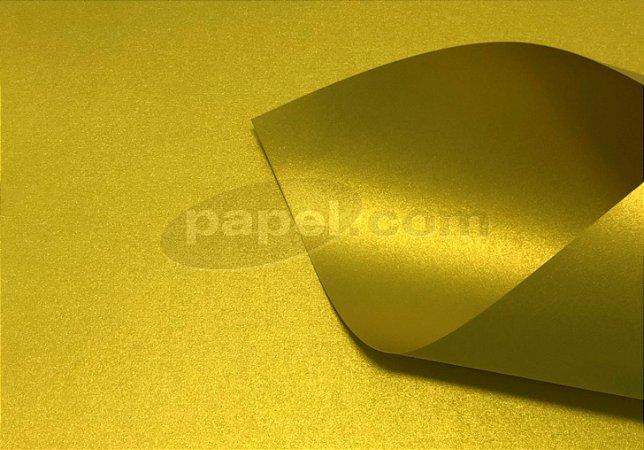 Papel Curious Metallics Super Gold