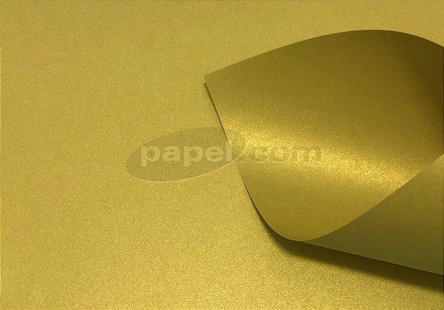 Papel Class Color Ouro Nobre