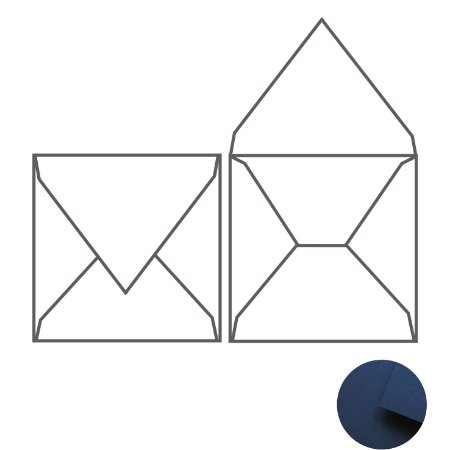 Envelope (REF 12 - 20,0 x 20,0 cm) Color Plus Porto Seguro