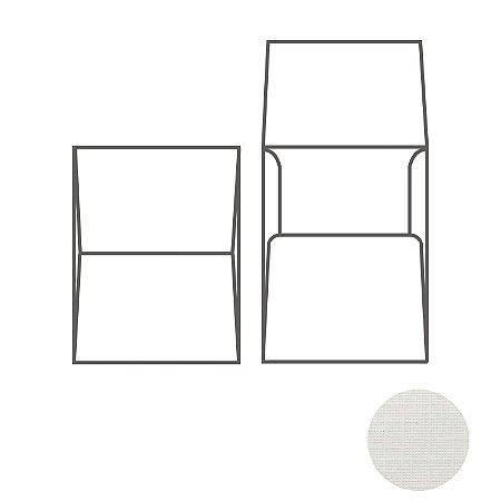 Envelope (REF 07 - 21,2 x 15,1 cm) Color Plus Tx Opalina Telado