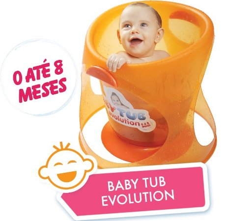 BabyTub Evolution 0 Á 8 MESES.