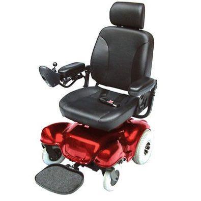 Cadeira de Rodas Motorizada - ZM