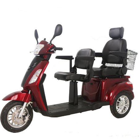 Triciclo Se2 Duplo