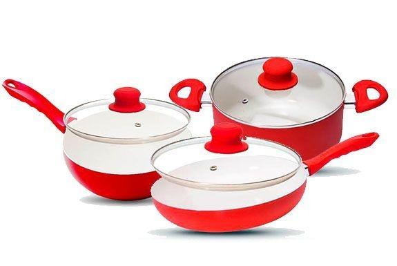 Kit Cozinha Cerâmica Shizu