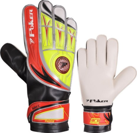 Luva De Goleiro Poker  Saliente II Training Ve