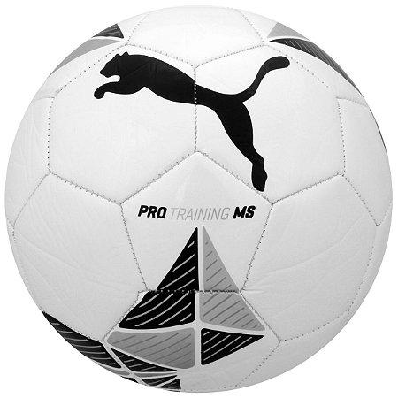 Bola Futebol Puma Pro Training Ms Preta