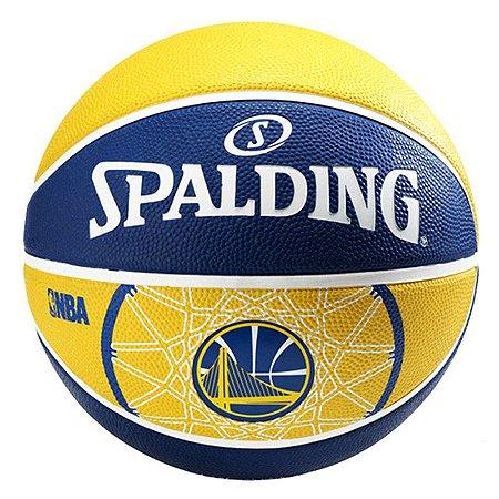 Bola Basquete Spalding Team Golden Warriors