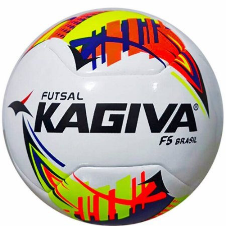 Bola Futsal Kagiva F5 Brasil