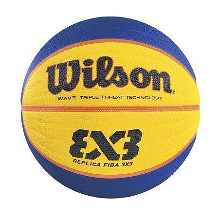 Bola Basquete Wilson Street FIBA 3X3