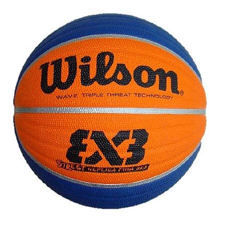 Bola Basquete Wilson Street Réplica Fiba 3x3