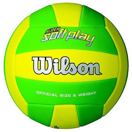 Bola Vôlei Praia Wilson Super Soft Play