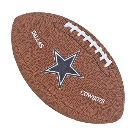 Bola Futebol Americano Wilson Dallas Cowboys JR